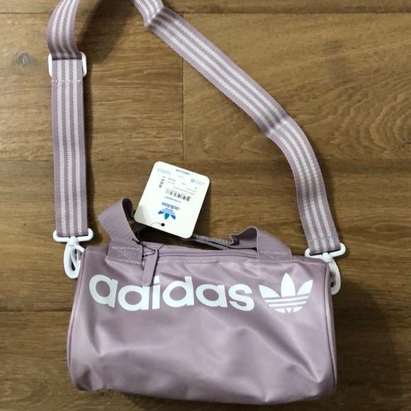 4ea9bddd2 adidas Bags   Originals Santiago Mini Duffel   Poshmark